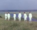 Кадр из фильма «Москва-Кассиопея». 1973г.